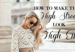 Kako v cenejših oblačilih izgledati luksuzno