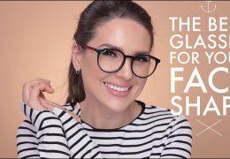 Kako izbrati prava očala za vašo obliko obraza