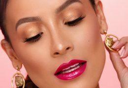 Make-up na očeh za vse barve ustnic