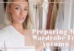 Kako domačo garderobo pripraviti na jesen