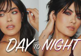V nekaj potezah spremenite dnevni make-up v večernega