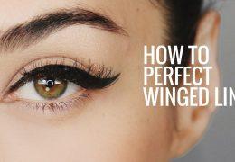 8 korakov do popolnega eyelinerja