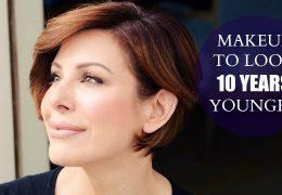 Preprosti makeup nasveti za mlajši izgled