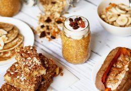 Jesen kot navdih za 5 zajtrkov, ki jih lahko pripravimo že večer prej