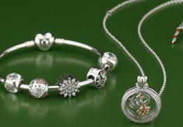 Kaj za praznike izbrati pri znamki nakita Pandora