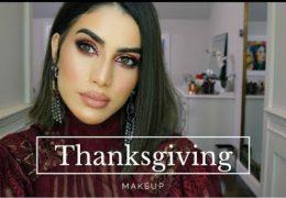 Popoln makeup za praznike to hladno sezono