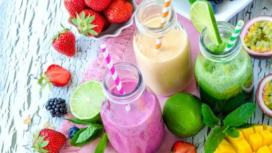 5 smoothie-jev za hujšanje
