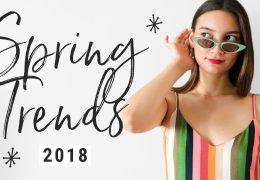 Top trendi letošnje pomladi, kot so jih napovedale največje modne hiše