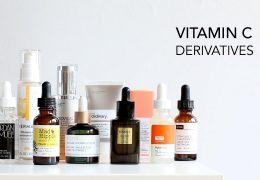 Derivati vitamina C pri negi kože