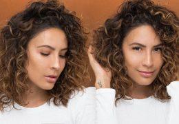Kako skrbeti za naravno skodrane lase