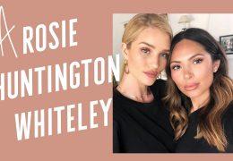 Supermodel Rosie Huntington – Whiteley o negi kože, ličenju in še čem