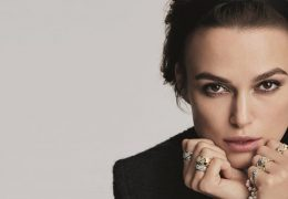 Igralka Keira Knightley v novi Chanelovi kampanji zapela v francoščini