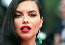 Kako ustvariti makeup kot ga nosi prelepa Adriana Lima