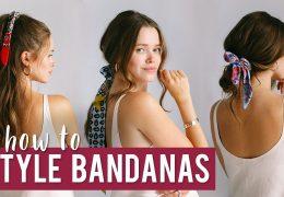 5 načinov stiliranja rutke v laseh