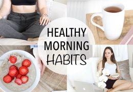Zdrave navade za dobro jutro