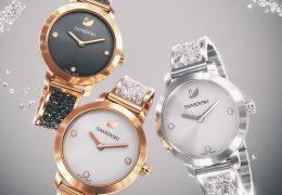 Nova kolekcija ročnih ur Swarovski
