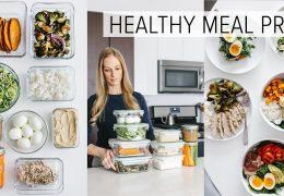 Priprava 9 sestavin za lažje planiranje zdravih tedenskih obrokov