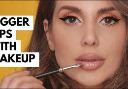 Kako z ličili doseči izgled večjih ustnic