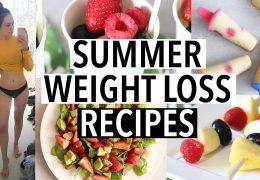 Zdravi recepti za poletno odpravo odvečnih kilogramov