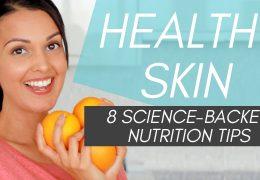Kako s hrano do čiste, zdrave kože
