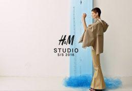 H&M Studio z eleganco v pomlad 2018
