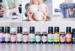 7 eteričnih olj: Kako in kje jih uporabljati