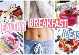 5 idej za zdrav poletni zajtrk