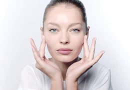 Kako z Dior kozmetiko do navlažene kože