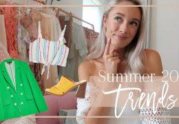 Kako stilirati najboljše poletne trende