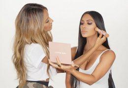 Kim Kardashian West predstavlja novo makeup paleto
