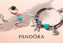 Poletna kolekcija nakita Pandora