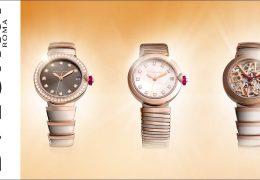 Prestižna kolekcija Bvlgari ur