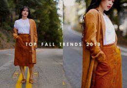 Najboljši jesenski trendi, ki jih je vredno preizkusiti