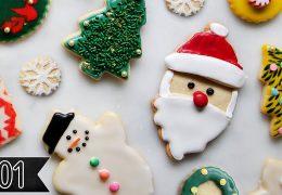Kako pripraviti najlepše praznične piškote s sladkorjem