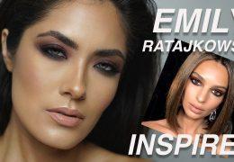 Jesenski makeup look po vzoru zapeljive Emily Ratajkowski
