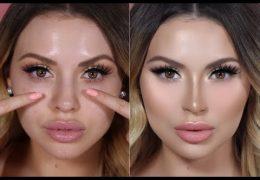 Kako spremeniti obliko nosu s pomočjo makeupa