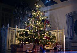 Božična čestitka Christiana Louboutina