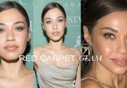 Makeup inspiracija z rdeče preproge