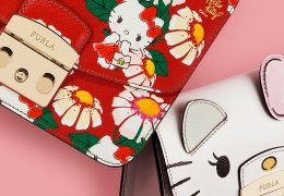 Furla v Hello Kitty preobleki