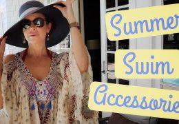 Kako izbrati dodatke in oblačila za na plažo