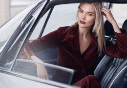 Kako poteka snemanje lepotne kampanje Estee Lauder