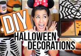 Kako narediti Halloween dekoracije za dom