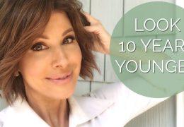 10 nasvetov kako izgledati 10 let mlajše
