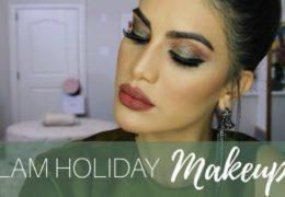 Močnejši makeup za glamurozne praznike