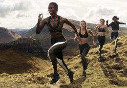 H&M Conscious predstavlja oblačila za telovadbo v 2018