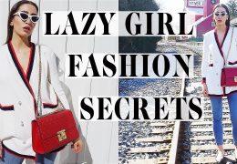 Modne skrivnosti za lena dekleta