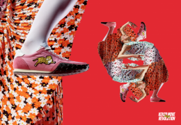 Spomladanske Kenzo superge prinašajo intenzivne barve