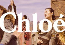Novosti modne hiše Chloe v kratkem filmu hladne sezone
