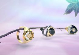 Zimske novosti pri Swarovski nakitu