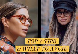 Kako kombinirati očala s službenim outfitom